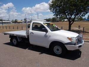 2008 Toyota Hilux Workmate Utility Hermit Park Townsville City Preview