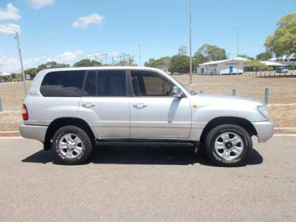 2005 Toyota LandCruiser Sahara Wagon Hermit Park Townsville City Preview