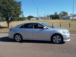 2009 Toyota Camry Sportivo Hermit Park Townsville City Preview