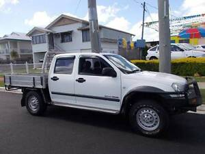 2005 Holden Rodeo LX Crew Cab Utility Hermit Park Townsville City Preview