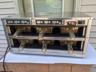 Carter Hoffmann Mc212s2 Commercial Hot Holding Cabinet Food Warmer