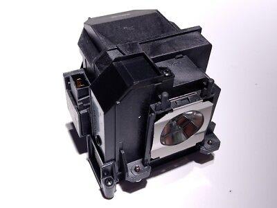 OEM EPSON ELPLP71 LAMP FOR BRIGHTLINK PRO 475WI 480I 485WI 1410WI NLS segunda mano  Embacar hacia Mexico