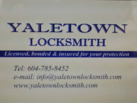 Yaletown Locksmith-MOBILE