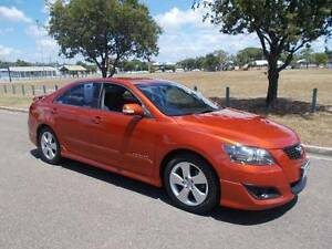 2008 Toyota Aurion Sportivo SX6 Sedan Hermit Park Townsville City Preview