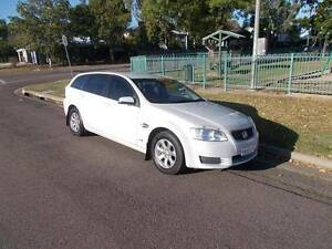 2011 Holden Commodore Omega VEII Sportswagon Hermit Park Townsville City Preview