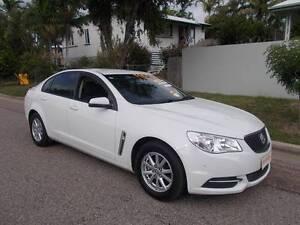 2013 Holden Commodore Evoke Sedan Hermit Park Townsville City Preview