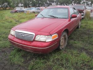 parting 98 crown vic