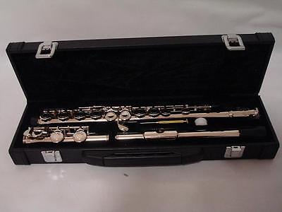 Professional School Band Silver Flute, Approved, 5 Year Warranty - Brand New