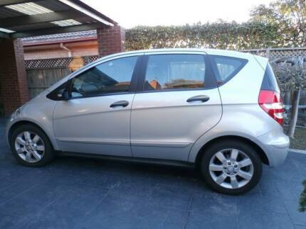 2008 Mercedes-Benz A170 Hatchback Burwood East Whitehorse Area Preview