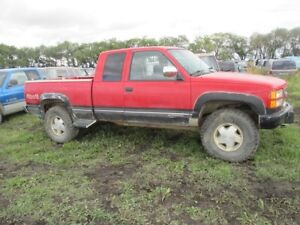 parting 92, 93 and 94 chevy 4x4