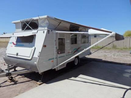2003 Coromal Pop Top Caravan Norwell Gold Coast North Preview