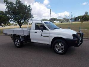 2004 Mitsubishi Triton GLX Utility Hermit Park Townsville City Preview