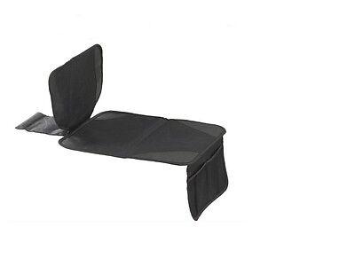 Dino Kindersitz-Unterlage mit Netztaschen & Antirutschfunktion 130019