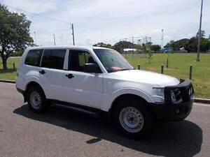 2011 Mitsubishi Pajero GL Wagon Hermit Park Townsville City Preview