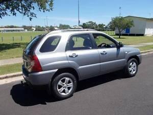 2010 Kia Sportage LX Wagon Hermit Park Townsville City Preview
