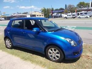2009 Suzuki Swift Extreme Hatchback Hermit Park Townsville City Preview