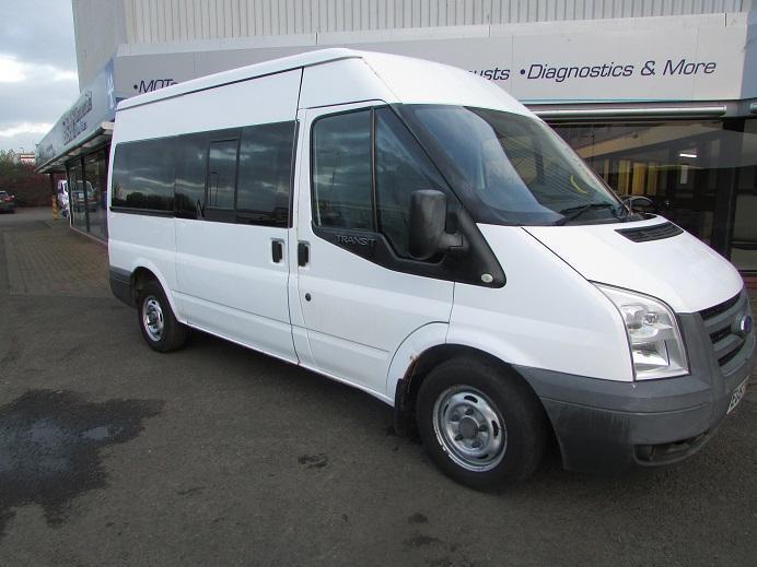 Ford Transit 2.2TDCi Duratorq ( 110PS ) 280S Minibus M1 2007.5MY 280 mwb