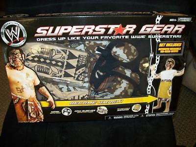 UMAGA WWE JAKKS SUPERSTAR GEAR 2 ROLE PLAY COSTUME](Superstar Costumes)