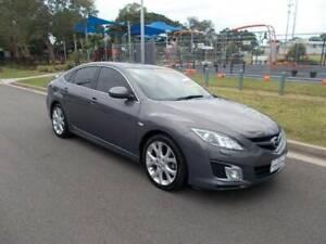2008 Mazda 6 Luxury Sports Hermit Park Townsville City Preview
