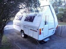 2008 Mckinnon Pop Top Avan caravan camper aircon toilet microwave Wonthaggi Bass Coast Preview