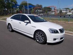 2015 Holden Caprice V Sedan Hermit Park Townsville City Preview