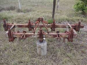 Tractor Yeoman Chisel Plough Tucabia Clarence Valley Preview