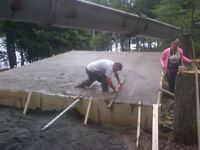 CONCRETE CONTRACTOR    ANYTHING CONCRETE