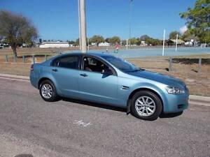 2007 Holden Commodore Omega VE Sedan Hermit Park Townsville City Preview