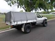 2009 Nissan Navara DX Single Cab Utility Hyde Park Townsville City Preview