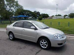 2005 Toyota Corolla Ascent Sedan Hermit Park Townsville City Preview