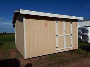 10' x 12' Shed