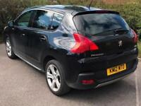 BAD CREDIT CAR FINANCE AVAILABLE 2012 12 Peugeot 3008 Crossover 1.6HDi