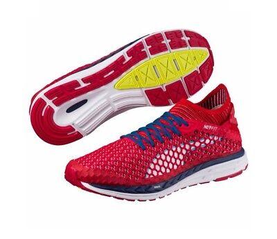 Puma 189937 01 Speed Ignite Netfit Toreador Men's Running Shoes 10 US