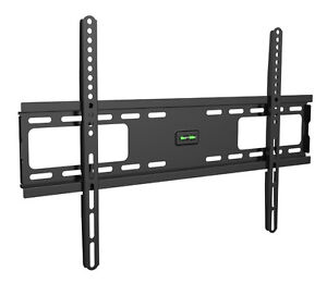 """Support Mural fixe ULTRA-MINCE LCD LED PLASMA 32"""" à 70"""" 600x400"""