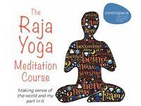 Meditation Course starts 5th May at 11am