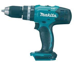 Makita dhp453 18 volt li-on cordless combi drill driver body only ( WAS BHP453 )