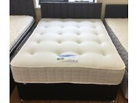 HALF PRICE🎉😋 BRAND NEW LUXURY DOUBLE MATTRESSES FOR SALE!😋 CAN DELIVER TODAY