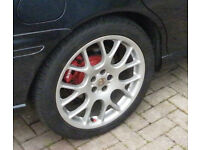 Wanted: MG ZT 18 inch silver alloy wheel as in pic