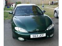 Hyundai coupe SE 1998