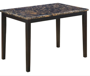 Marble Table (strong, beautiful marbling, big) for Sale