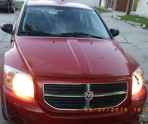 2009 Dodge Caliber SXT Hatchback Excellent Condition only 82 K