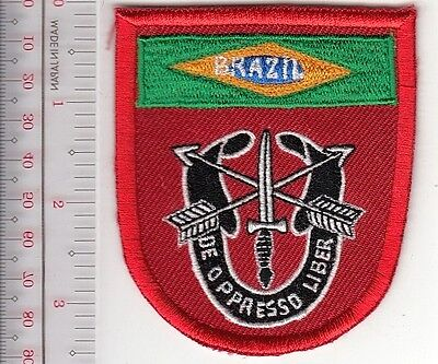 Green Beret US Army Brazil 7th Special Forces Group Airborne ABN TDY Training