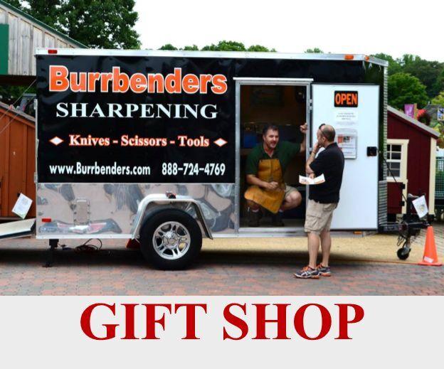 BURRbenders Gift Shop