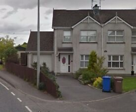 Fully Furnished, 3 Bed Semi Detached House To Rent, Carland Road, Dungannon