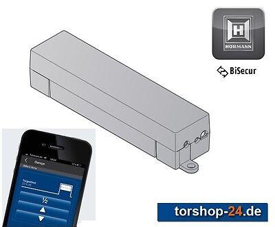 Hörmann BiSecur Gateway WLAN LAN Smartphone für Garagentorantrieb Handsender