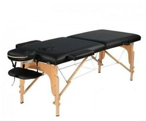 Table de massage portable / Lit de massage / reiki / tattoo