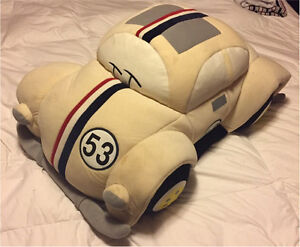 Large plush Herbie The Love Bug Disney Store exclusive London Ontario image 1