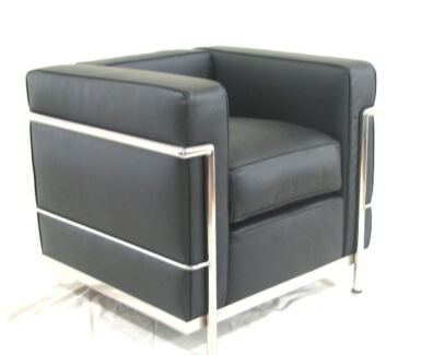 BRAND NEW REPLICA 1 SEATER LECORBUSIER ARMCHAIR Maroubra Eastern Suburbs Preview