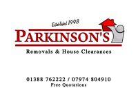 Parkinson's Removals & House Clearances