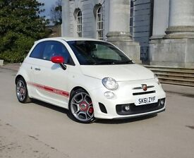 2011 Abarth 500 1.4 T-Jet 70k miles Cambelt done at Abarth dealership Cheap!!!£5995!!!!